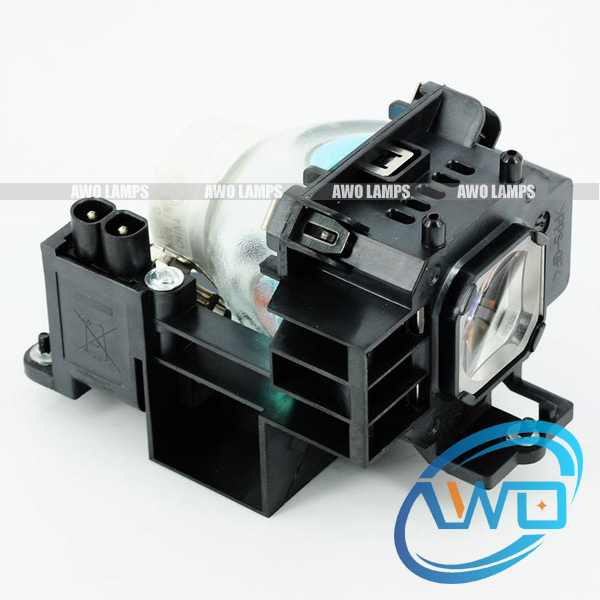 Free shipping ! NP07LP Compatible lamp with housing for NEC NP300/NP400/NP410W/NP500/NP500W/NP510W/NP600/NP610/NP610S genuine projector lamp with housing np07lp lamp for np300 np400 np410w np500 np500w projectors