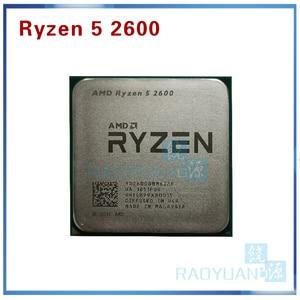 Image 1 - AMD Ryzen 5 2600 R5 2600 3.4 GHz Six Core Twelve Core 65W CPU Processor YD2600BBM6IAF Socket AM4