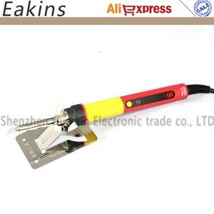 Image 4 - Spina ue LCD digitale regolabile termostato NC saldatore elettrico CXG E60W E90W E110W per strumenti di riparazione di saldatura efficienti