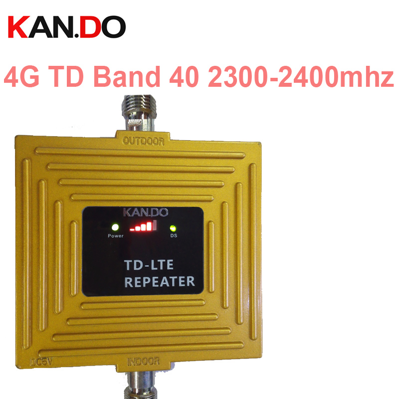 ALC 65DBI 20DBM TD 4G Band 40 Phone Signal Booster Repeater 2300-2400mhz 4g Repeater Booster 4g Signal Booster 4G  TD Booster