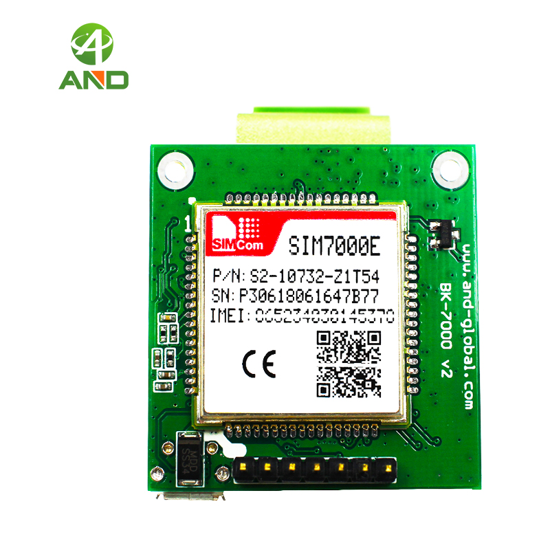 B3 B8 B20 B28 SIM7000E LTE CATM1 EMTC NB-IoT Module,MINI SIM7000E Board SIM7000E Breakout Board 1pc(China)