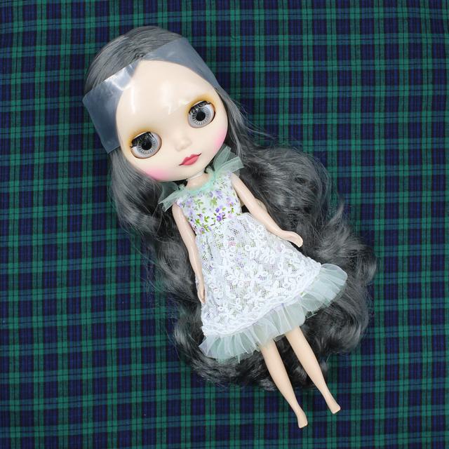 Neo Blythe Doll Polka Dot Dress