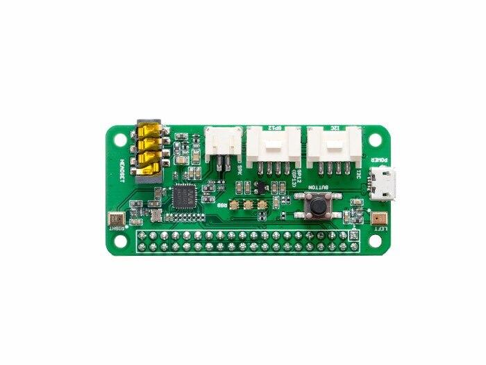 WM8960 For ReSpeaker Intelligent speech scheme Dual Mic expansion board Compatible for R ...