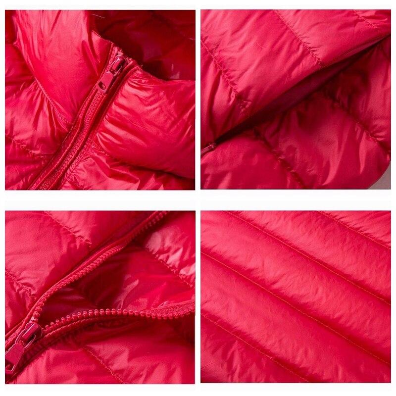 Women's Ultra Light Down Jacket 4