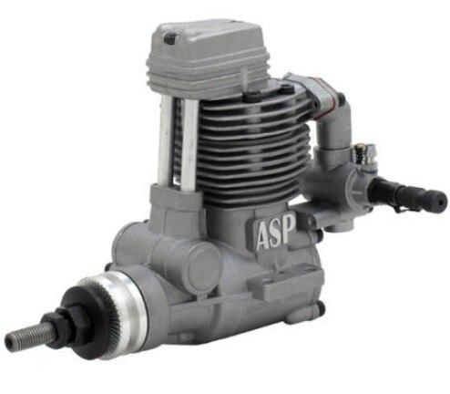 ASP 4 Stroke FS52AR 8.56CC Nitro Engine for RC Airplane