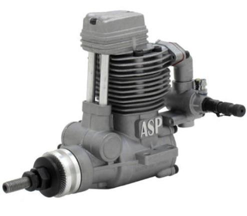 ASP 4 Stroke FS52AR 8.56CC Nitro Engine for RC Airplane original asp wasp ap06 s06a ap061a 061 r c nitro engine 6 grade 1cc mini engine for rc airplane