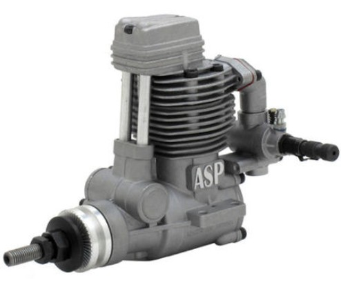 ASP 4 Stroke FS52AR 8.56CC Nitro Engine for RC Airplane image