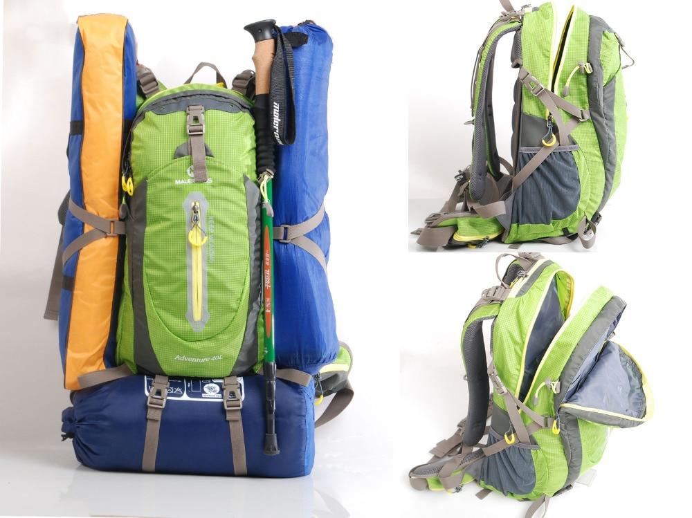 Maleroads Camping Backpack Ерлерге арналған жаяу - Спорттық сөмкелер - фото 4