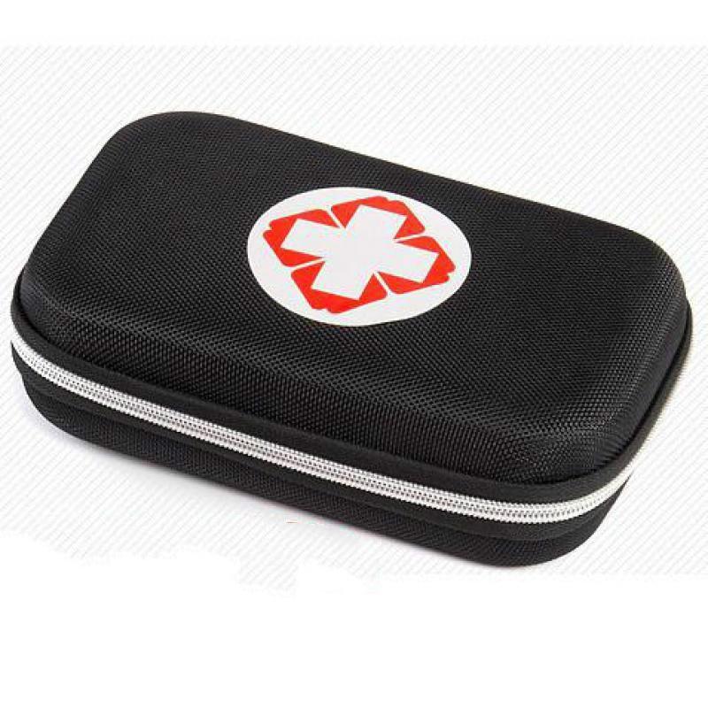 Црвена и црна кутија за прву помоћ - Безбедност и заштита - Фотографија 5