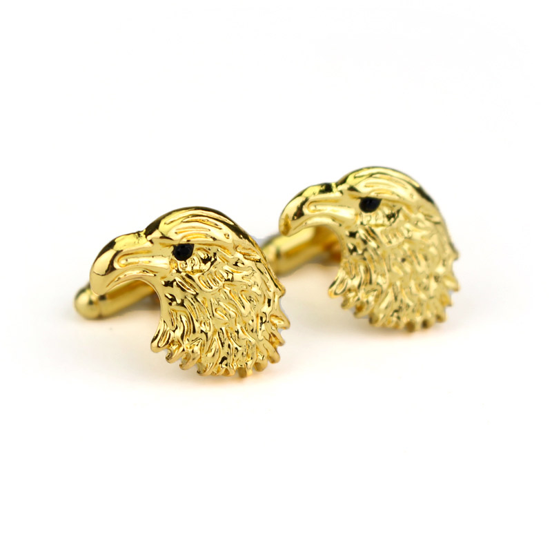 Cufflinks Jewelry Game Thrones High-Quality Gift Gold Statemet The Cool of for Fan TV