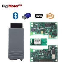 Digimotor VAS 5054A OKI Chip Completo AMB2300 UDS ODIS v4.0.0 OBD2 Adaptador Bluetooth VAS5054A VAS5054 5054 Auto Diagnóstico Scanner