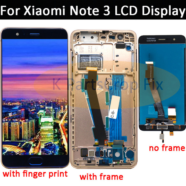 lcd display touch screen digitizer assembly screen