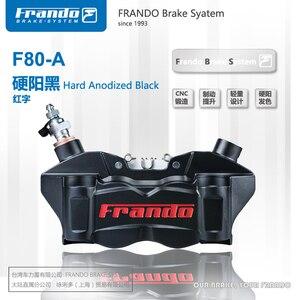 Image 3 - FRANDO Motorcycle brake caliper hydraulic disc brake For BMW G310R/RS C400X KTM RC390 DUKE390 DUKE200