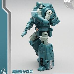 Image 4 - G1Transformation MFT Kup Old Solider MF 37 MF37 Pocket War Pioneer Series Mode Action Figure Robot Toys