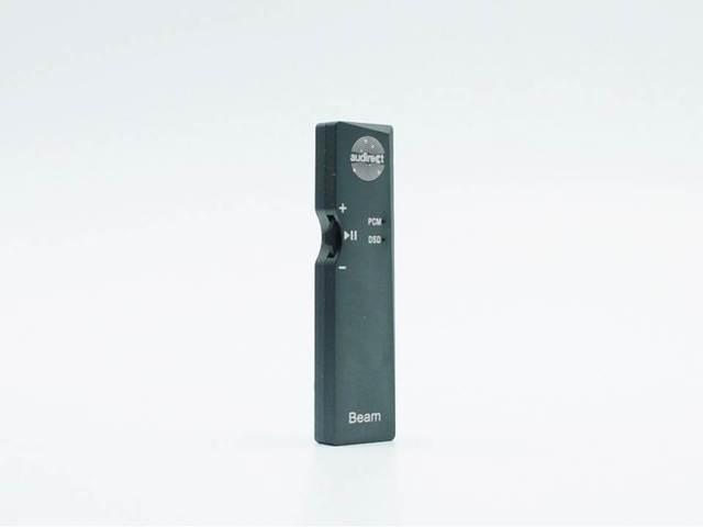 Audirect ışın ES9118 DSD128 USB DAC HiFi taşınabilir kulaklık amplifikatörü IOS/Android/PC için (gri)