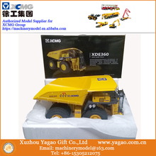 Mining Truck Mode 1:50 Scale XCMG XDE360 Truck, Collection, Construction, match with XE7000 excavator, Fast free ship