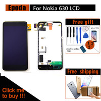 Original LCD For NOKIA Lumia 630 LCD Touch Screen For NOKIA Lumia 630 Display Digitizer Replacement