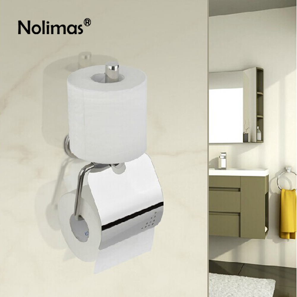 Vertical Toilet Paper Holder Sus 304 Stainless Steel Material Chrome Polished Mirror Effect Bathroom Shell Tissue In Holders From Home