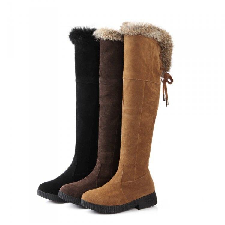 ФОТО 2017 Winter Boots Botas Mujer Shoes Women Boots Fashion Motocicleta Mulheres Martin Outono Inverno Botas De Couro Femininas C-1