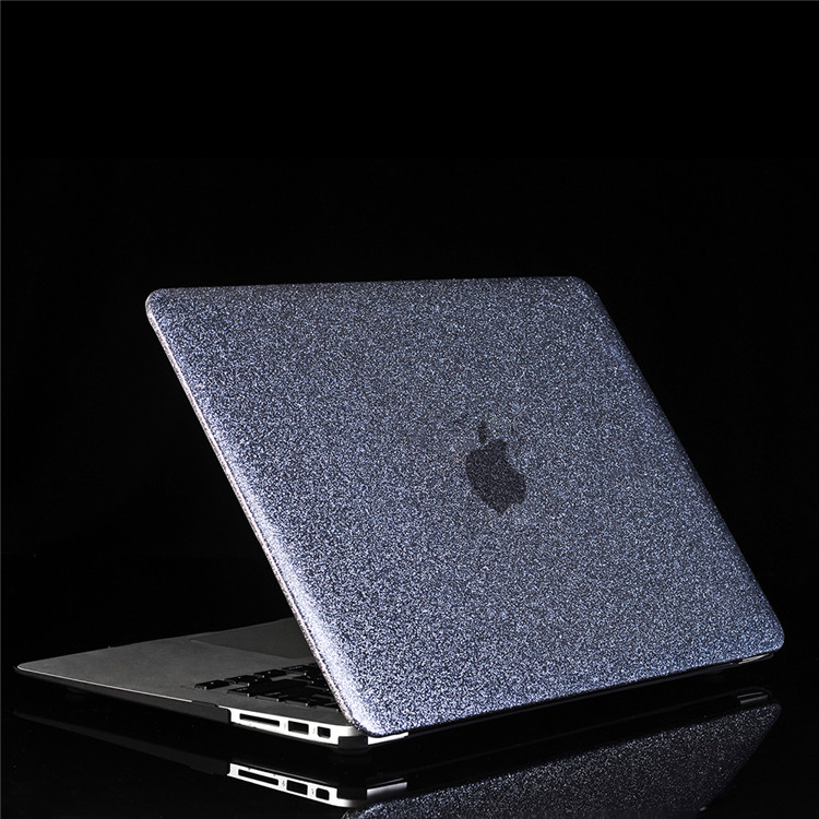 Shine Glitter Hard Laptop Case For MacBook Pro Retina Air 11 12 13 15 Inch For Mac 2018 Air 13 A1932 New Pro 13 15 Inch A1708