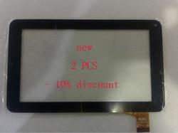 7-дюймовый планшет трекстор Surftab Breeze 7,0 емкостный сенсорный экран панель дигитайзер стекло Бесплатная доставка