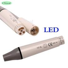 1 шт. Стоматологический скейлер Пьезо светодиодная ручка HE-5L для устройства EMS / Woodpecker / H5-LED для стоматологического оборудования