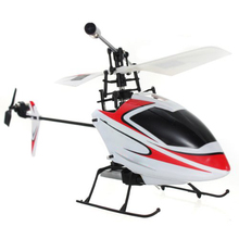 ABWE V911 4CH 2.4GH Single Propeller Mini Radio RC Helicopter Gyro RTF