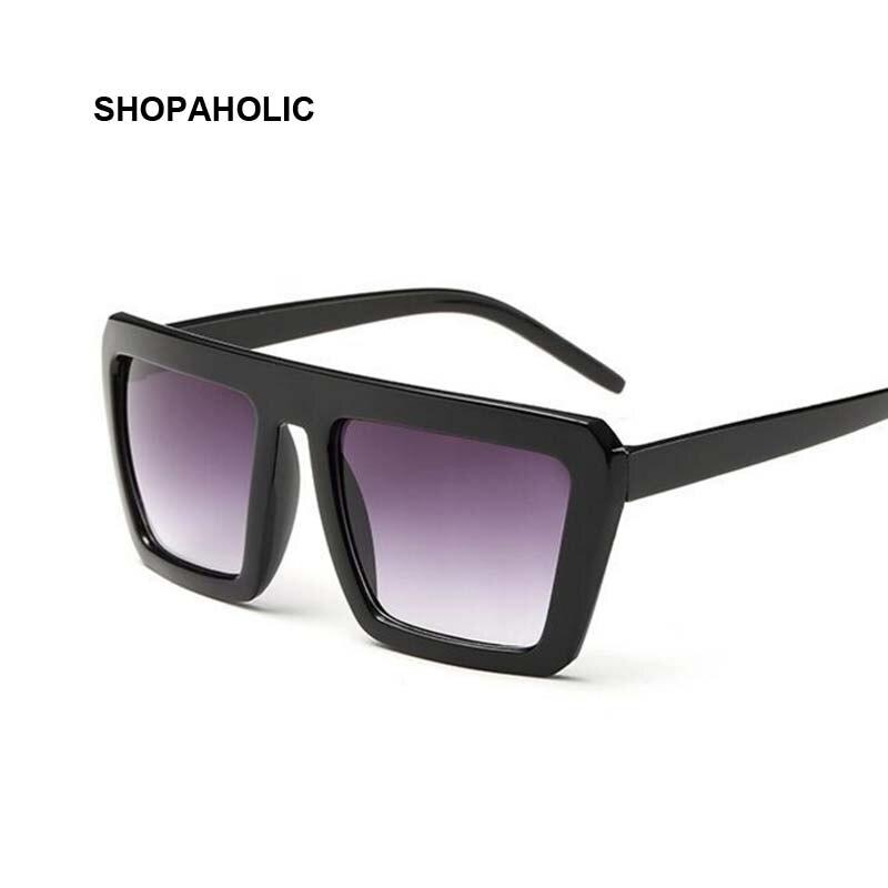 New Unisex Couple Sunglasses Fashion Uv400 Cool Sun Glasses Male Retro Brand Personality ...