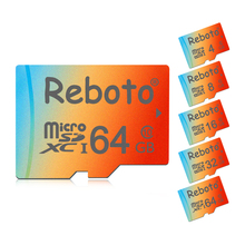 Colorful Class 10 Micro SD Card For Cellphone Tablet Real Capacity Memory Card UHS I 8GB