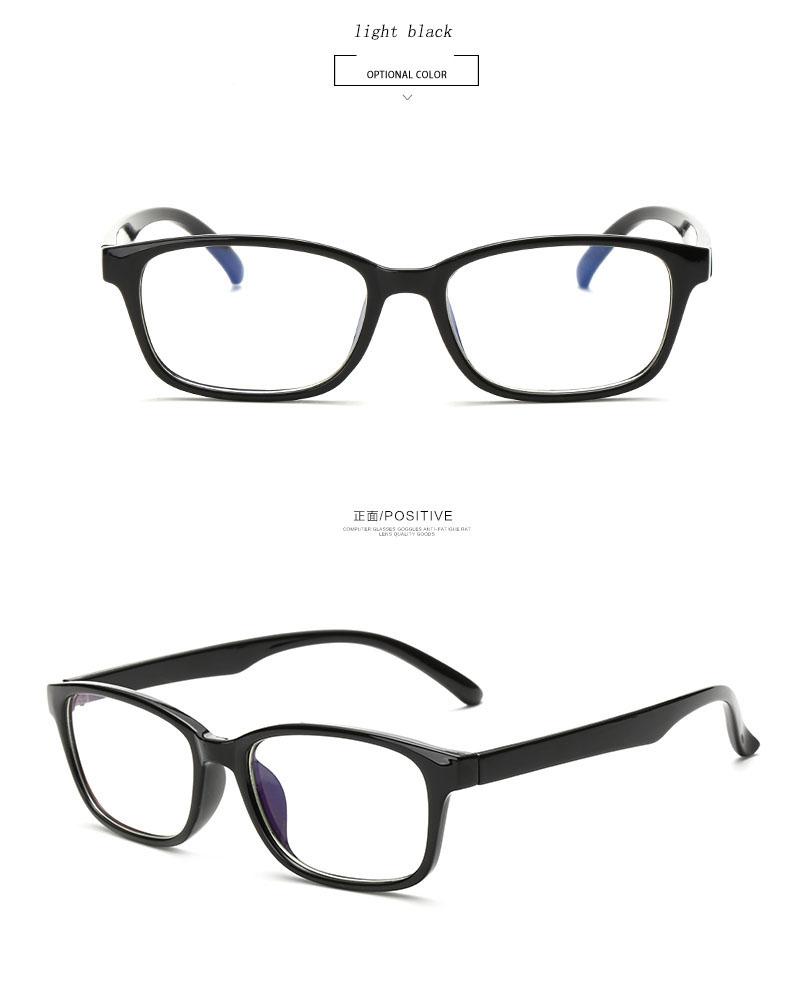 2eb9c6c4e9d LANBO Men Women Radiation protection Glasses Computer mirror Eyeglasses  Frame anti-fatigue goggles Blue Film 5005USD 4.99 piece