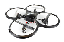 Drone U819A 4CH 360 Degree Flips 2.4GHz RC Quadcopter Drone with 2MP or 5MP Camera IMAGE Mode 2 Wifi 3D Roll Headless Mode RTF
