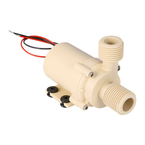 Image 5 - 12V Food Grade Pump Circulation Water Pump Solar Hot/Cooling High Pressure Pump