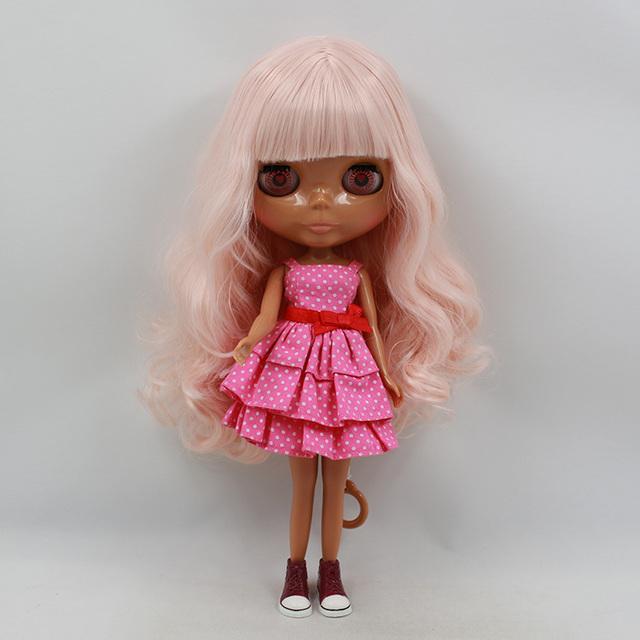 ICY Neo Blythe Doll Pink kose redovito tijelo