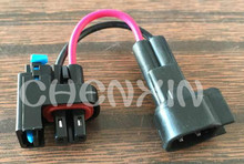 Boschs EV6 USCAR Male Mini Delphis Female Wiring Harness Cable Sets Pigtails Auto Electrical Parts CXN010_220x220 compare prices on wiring harness online shopping buy low price mini wiring harness replacement at bakdesigns.co