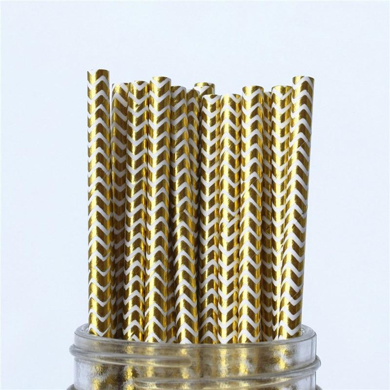 gold chevron