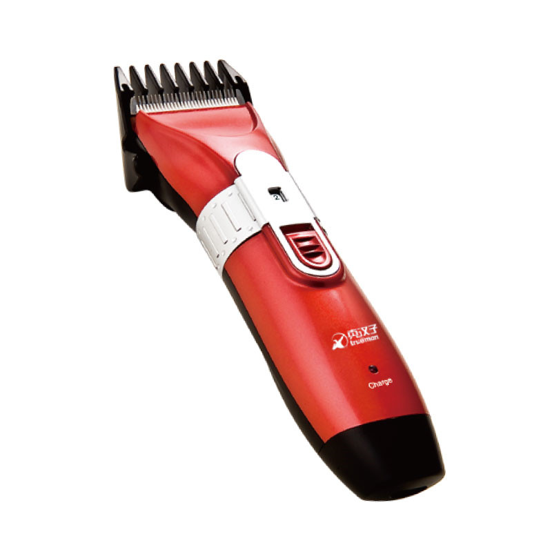 Trueman professional rechargeable hair trimmer 902 clippers beard clipper barber tools hair clipper barber scissors carved carving tools rechargeable hair trimmer adult child modeling stencil lettering