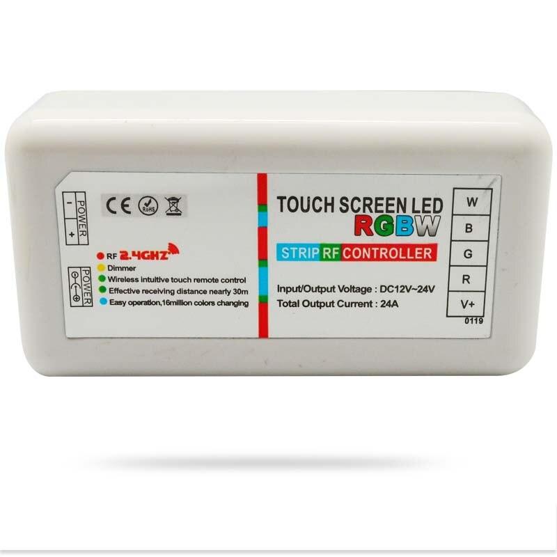 rgbw rgb led controlador de tela sensivel 04