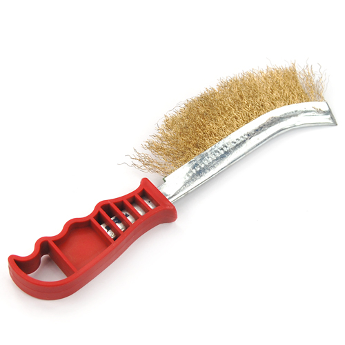 LHLL-Heavy Duty Multi Purpose Hand Wire Brush Rust Paint Metal Remover Craft Tool