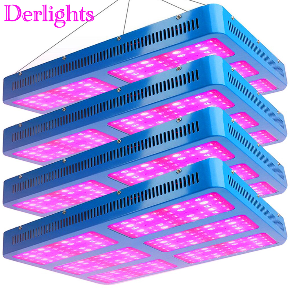 4PCS 3000W LED Grow Light Full Spectrum For Indoor Grow Tent Greenhouses Hydroponics Plants Flowers Vegetables Led Grow Lamp