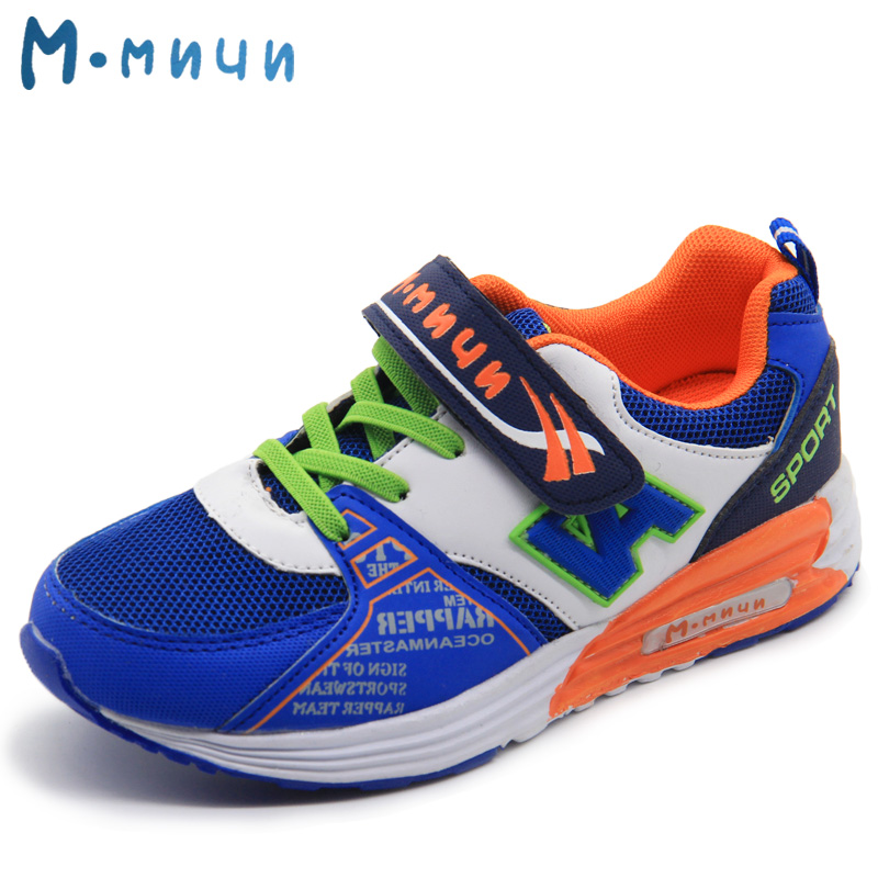 MMNUN 2018 New Sneakers for Boys and Girls with Light Soles Children's Shoes for Boys Sport Shoes for Boys Children's Sneakers glowing sneakers usb charging shoes lights up colorful led kids luminous sneakers glowing sneakers black led shoes for boys