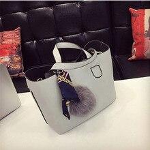 ファッションソフト Pu レザーの女性のハンドバッグ 2 個女性のショルダーバッグの女の子メッセンジャーバッグカジュアル日ブルゴーニュ/黒バッグ