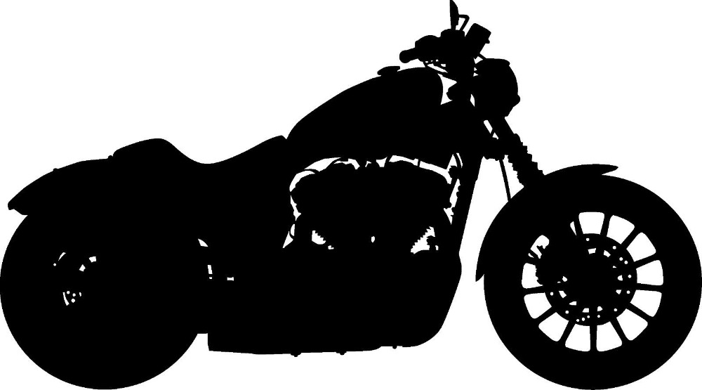 Online Get Cheap Harley Sportster Decals Aliexpresscom Alibaba - Stickers for motorcycles harley davidsons