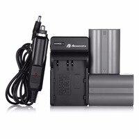 EN EL3e Rechargeable Battery For Nikon Batteries D90 D200 D300S D700 D80 D70 D50 Charger For