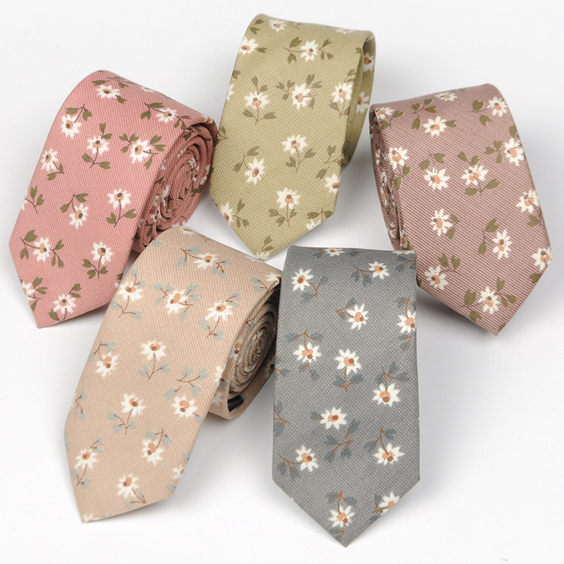 Romantisch Mode 6 Cm Schlank Mens Ties Set Hisdern Krawatte Baumwolle Herren Krawatten Krawatten Mens Zubehör 2019