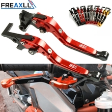 For Ducati 1198 S R 2009 2010 2011 Motorbike Levers CNC Aluminum Motorcycle Foldable Extendable Adjustable Brake Clutch