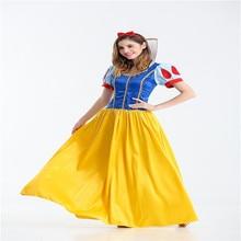 Cosplay princesa blancanieves traje de halloween fiesta de disfraces cosplay sexy dress de halloween dress for women n23362
