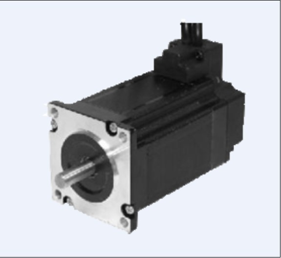 New Leadshine 3-phase Easy servo motor 573HBM20-EC-1000 Standard NEMA 23 out 2.0NM encoder 1000 make up a CNC closed loop system nema23 3phase closed loop motor hybrid servo drive hbs507 leadshine 18 50vdc new original