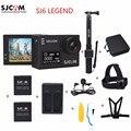 "Original SJCAM SJ6 LEGEND 2.0"" 4K 24FPS 30M Waterproof Touch Screen Remote Action Sports Camera Sj Cam DVR+Many Accessories"