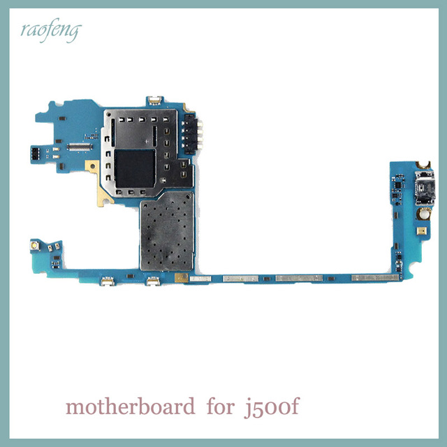US $32.22 |Raofeng well worked Motherboard for Samsung galaxy j5 j500f on