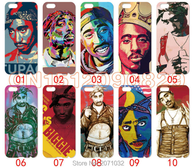 best service 26009 9ea04 US $16.0 |2Pac tupac shakur Cover Case For iPhone 6 6S Plus 5 5S 5C 4S iPod  Touch 6 5 4 For Samsung Galaxy S2 S3 S4 S5 Mini S6 S7 Edge on ...
